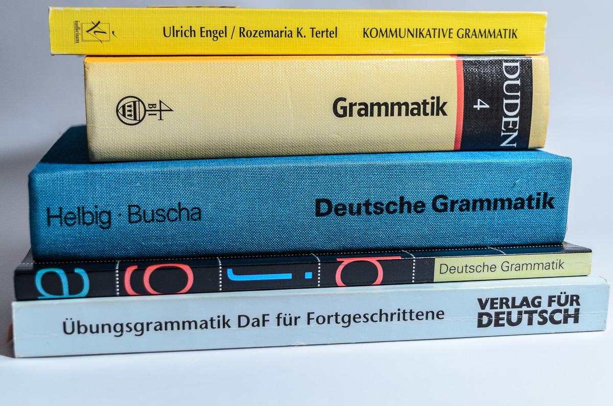 Die Freuden der Germanistik